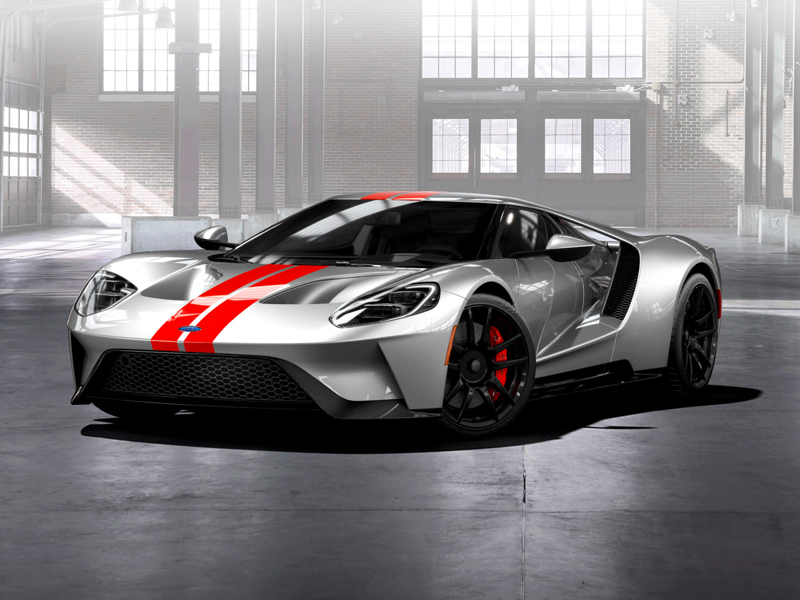 Ford's GT is the counterpart to high-performance sports cars from competitors like Ferrari, Lamborghini, Porsche, and McLaren.