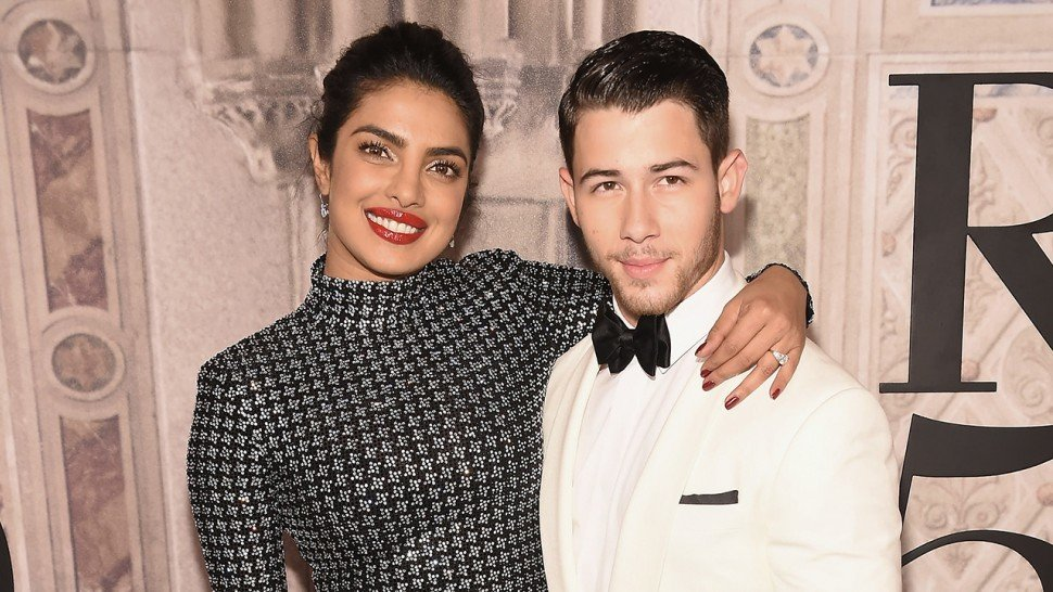 Jonas and Priyanka had a get-together occasion when they arrived in the USA.