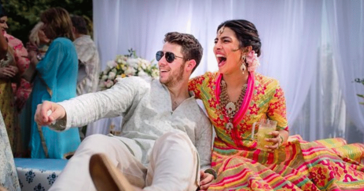 Despite their hectic schedules, Nick and Priyanka make sure to squeeze some time to have some quality time together.