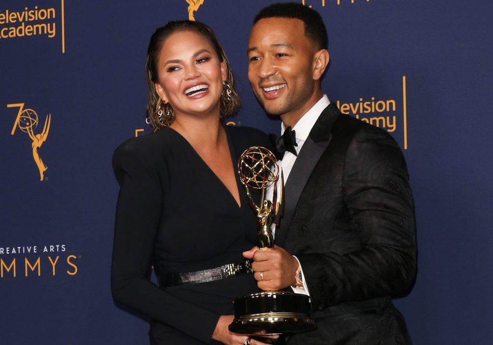 Chrissy Teigen's Emotional Message for Husband John Legend's 40th