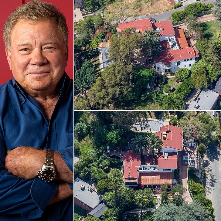 The Gorgeous Mansions of Hollywood's Eldest & Finest - You Thought They ...