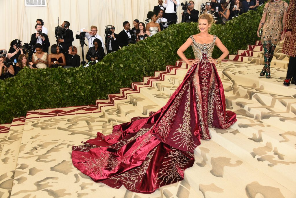 You Won't Believe How Much Blake Lively's 2018 Met Gala ...