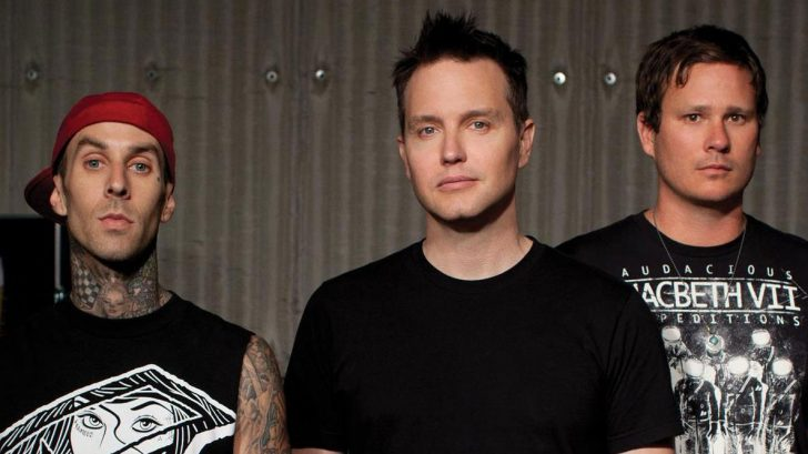 Blink 182 spent half-a-million of their budget to give them out to people as they produced their music video for The Rock Show last 2001.