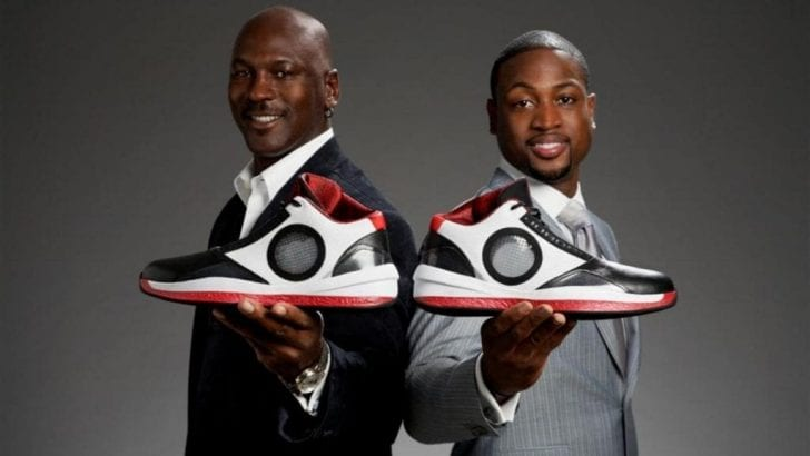 Jordan received an astounding $250,000 the moment he sealed the deal with Nike.