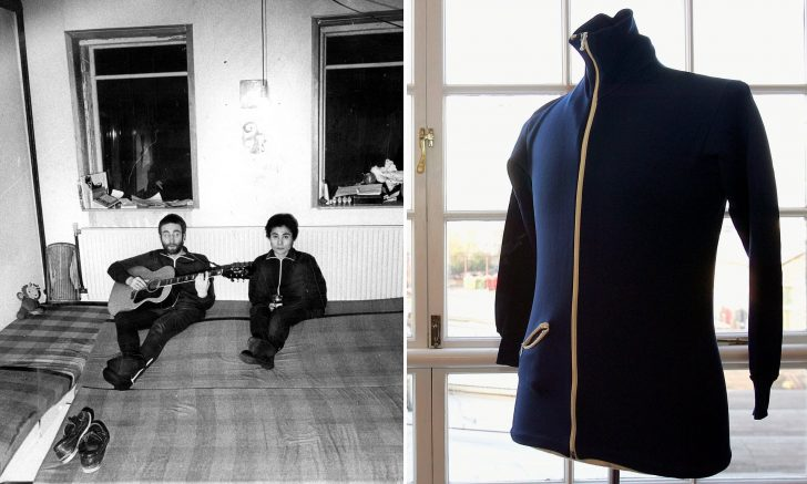 Take the chance to grab John Lennon's tracksuit for only $35,000!