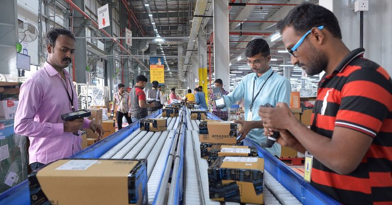 Experts claim Amazon has opened up more job opportunities in India compared to its homeland country.